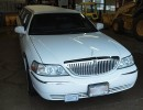 2005, Lincoln Town Car, Sedan Stretch Limo, Royal Coach Builders