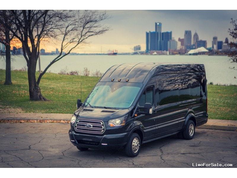 Metro Ford Tupelo Ms >> Used 2015 Ford Transit Van Limo Detroit Custom Coach - Oak ...