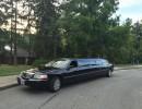 2007, Lincoln Town Car, Sedan Stretch Limo, Executive Coach Builders