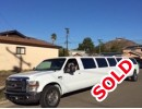 2003, Ford Excursion XLT, SUV Stretch Limo, Ultra