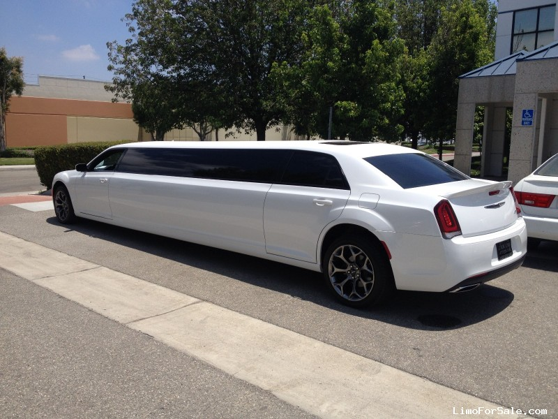 Chrysler 300 Limousine >> Used 2015 Chrysler 300 Sedan Stretch Limo Corona California