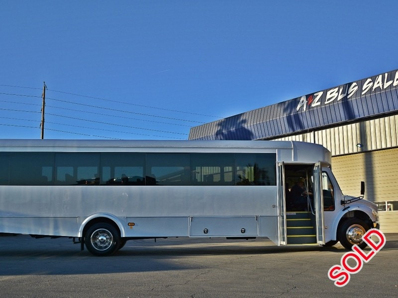 New 2015 Glaval Bus Legacy Motorcoach Shuttle Tour