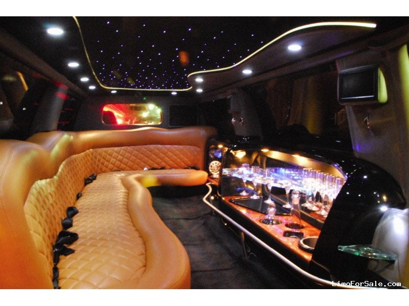 Used 2005 Ford Excursion SUV Stretch Limo Krystal - Orlando, Florida - $19,500