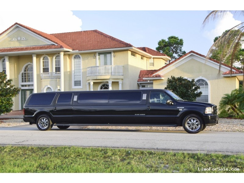 used 2005 ford excursion suv stretch limo krystal orlando florida 19 500 limo for sale. Black Bedroom Furniture Sets. Home Design Ideas
