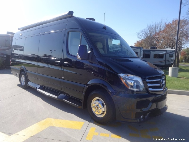 New 2016 Mercedes-Benz Sprinter Van Limo Midwest Automotive Designs - O'Fallon, Missouri