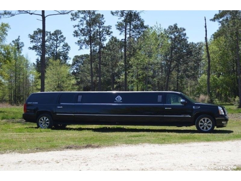 Used 2008 Chevrolet Accolade SUV Stretch Limo Executive Coach Builders - Sulphur, Louisiana - $25,000