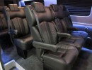 2016, Mercedes-Benz Sprinter, Van Shuttle / Tour, Scaletta Armoring
