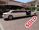 New 2017 Lincoln Continental Sedan Stretch Limo Specialty Conversions - Anaheim, California - $93,000