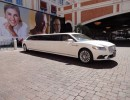 2017, Lincoln Continental, Sedan Stretch Limo, Specialty Conversions