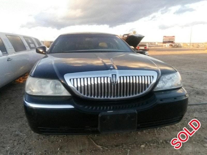 Used 2009 Lincoln Town Car Sedan Stretch Limo Tiffany Coachworks - las vegas, Nevada - $3,500