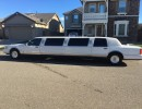 1997, Lincoln Town Car, Sedan Stretch Limo, Tiffany Coachworks