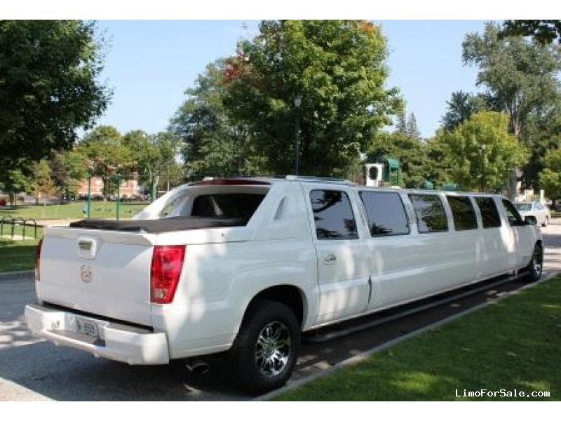 used 2004 cadillac escalade ext suv stretch limo westbrook maine 19 limo for sale. Black Bedroom Furniture Sets. Home Design Ideas