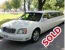 Used 2003 Cadillac De Ville Sedan Stretch Limo Krystal - Westbrook, Maine - $5,500