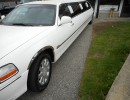 2004, Lincoln Town Car, Sedan Stretch Limo, Royal Coach Builders