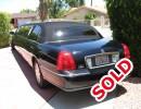 Used 2004 Lincoln Town Car Sedan Stretch Limo Tiffany Coachworks - PALM SPRINGS, California - $7,000
