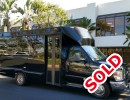 2011, Ford E-450, Van Shuttle / Tour, Tiffany Coachworks