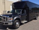 2010, Ford F-550, Mini Bus Limo, Glaval Bus