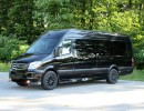 2015, Mercedes-Benz Sprinter, Van Limo