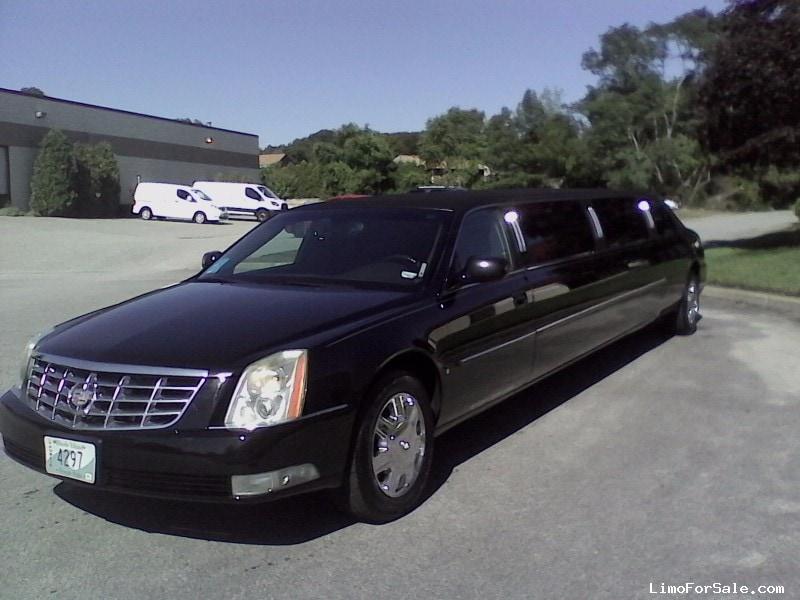 Used 2007 Cadillac DTS Sedan Stretch Limo DaBryan - Warwick, Rhode Island    - $10,000