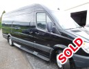 Used 2013 Mercedes-Benz Sprinter Van Limo Quality Coachworks - Anaheim, California - $52,900