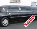 Used 2010 Lincoln Town Car Sedan Stretch Limo Krystal - Las Vegas, Nevada - $19,950