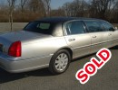 Used 2005 Lincoln Town Car Funeral Limo Krystal - Plymouth Meeting, Pennsylvania - $12,500