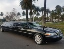 2010, Lincoln Town Car, Sedan Stretch Limo, Pinnacle Limousine Manufacturing