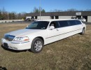 2011, Lincoln Town Car L, Sedan Stretch Limo