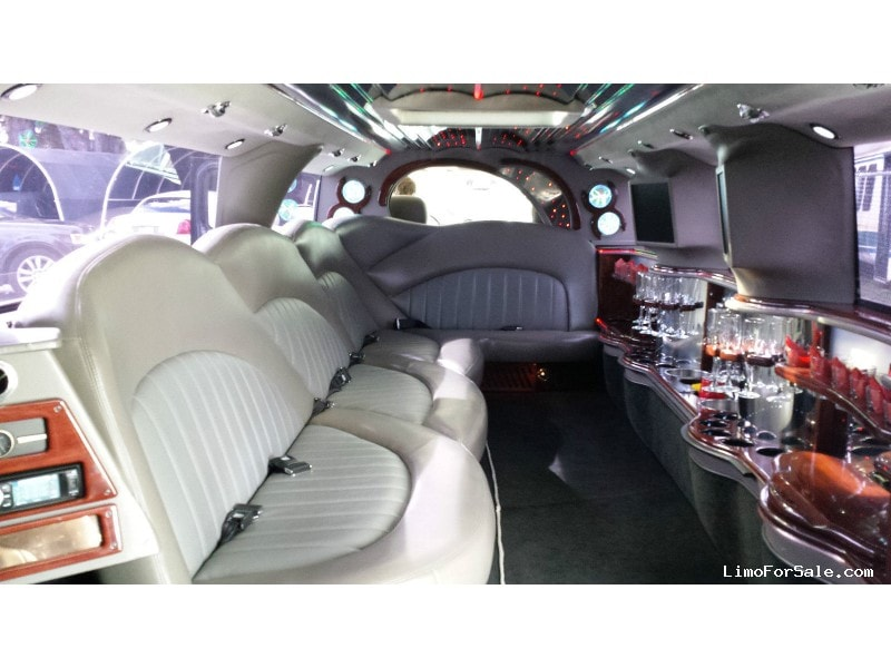 Used 2006 Hummer H2 SUV Stretch Limo  - Farmington Hills, Michigan - $28,500