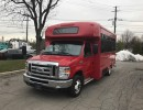 2014, Ford E-450, Van Shuttle / Tour, Starcraft Bus