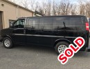 Used 2011 Chevrolet Van Terra Van Shuttle / Tour  - Lake Hopatcong, New Jersey    - $7,999