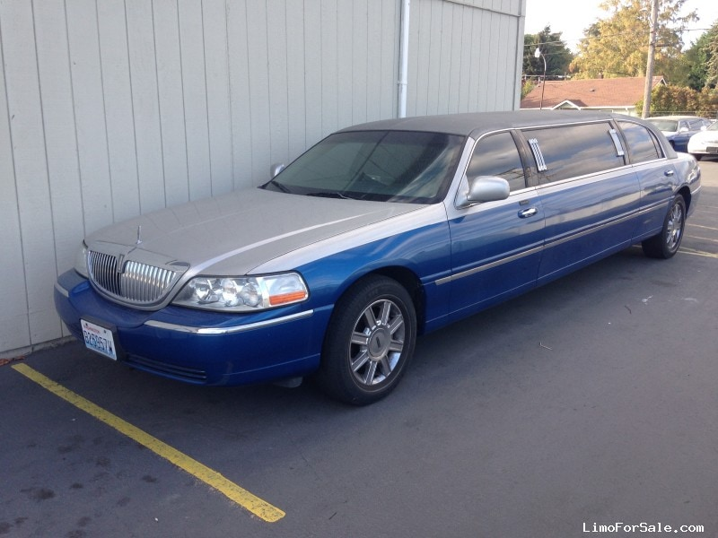 Used 2006 Lincoln Town Car Sedan Stretch Limo Krystal - Bellevue, Washington - $12,500