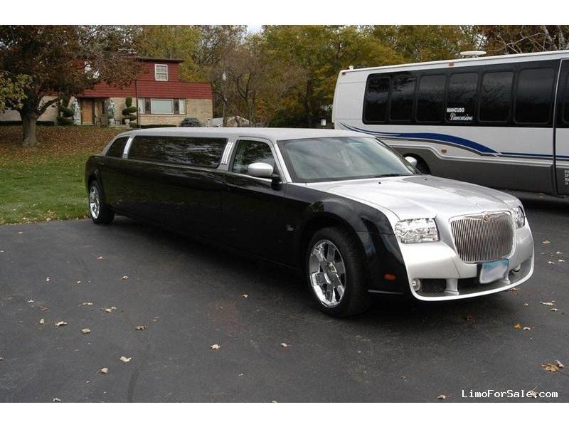 Used 2007 Chrysler 300 Sedan Stretch Limo Imperial Coachworks - BATAVIA, New York    - $16,995