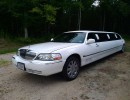 2005, Lincoln Town Car L, Sedan Stretch Limo, Royale