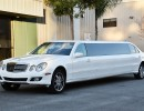 2007, Mercedes-Benz E class, Sedan Stretch Limo, Nova Coach