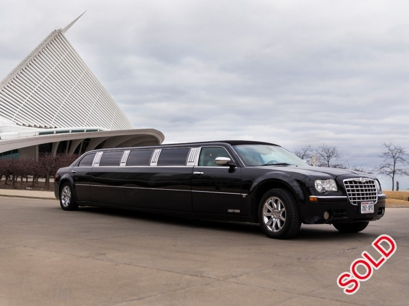 Used 2005 Chrysler 300 Truck Stretch Limo Westwind - milwaukee, Wisconsin - $13,500