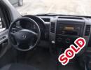 Used 2012 Mercedes-Benz Sprinter Van Shuttle / Tour  - Redondo Beach, California - $26,000