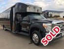 Used 2012 Ford F-550 Mini Bus Limo Heaven on Wheels - Lancaster, Texas - $62,000