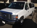 2011, Ford E-350, Van Shuttle / Tour