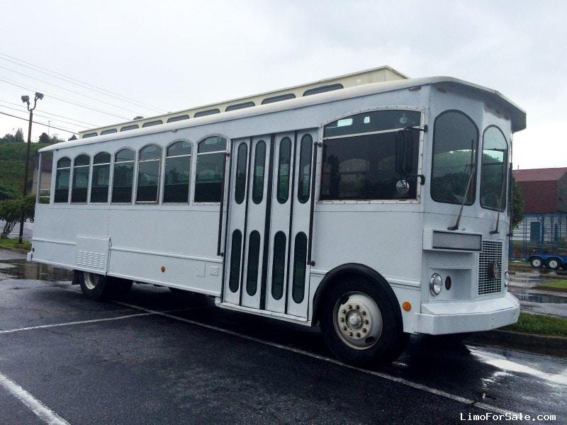 Used 1988 GMC Coach Trolley Car Limo Detroit Custom Coach - Sautee Nacoochee, Georgia - $35,900