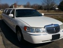 2000, Lincoln Town Car, Sedan Stretch Limo