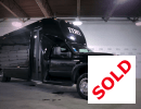2014, Ford F-550, Mini Bus Limo, Tiffany Coachworks