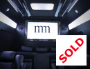 Used 2014 Mercedes-Benz Sprinter Van Shuttle / Tour Tiffany Coachworks - Des Plaines, Illinois - $65,000