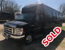 2012, Ford E-450, Mini Bus Shuttle / Tour, Ameritrans