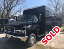 2007, GMC C5500, Mini Bus Shuttle / Tour, Federal