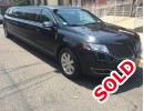 Used 2013 Lincoln MKT Sedan Stretch Limo Executive Coach Builders - Corona, New York    - $50,995