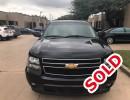 Used 2012 Chevrolet Suburban SUV Limo  - Houston, Texas - $19,995