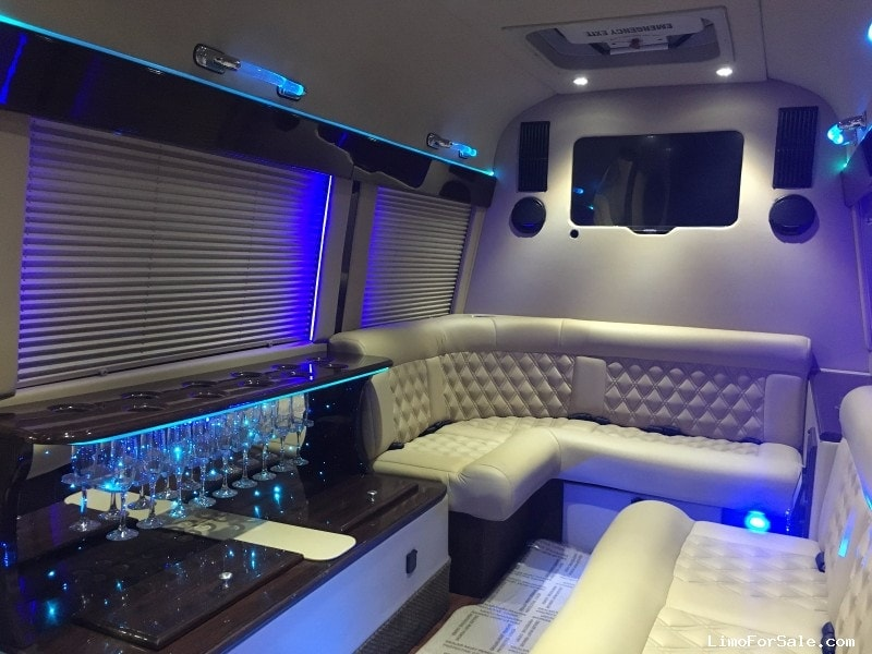 Used 2013 Mercedes-Benz Sprinter Van Limo Battisti Customs - St. Louis, Missouri - $64,800
