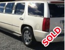 Used 2007 Cadillac Escalade SUV Stretch Limo Limos by Moonlight - Medford, New York    - $22,900