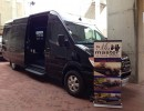 2008, Mercedes-Benz Sprinter, Van Limo, Creative Coach Builders